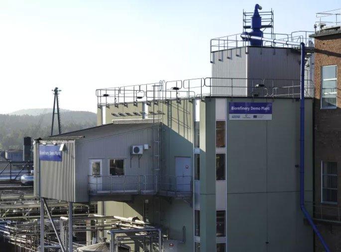 Biorefinery Demo Plant